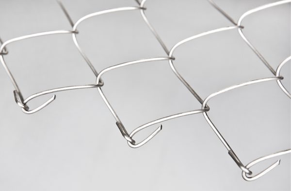 Stainless Steel Chainlink Chainwire Fencing Chain Mesh