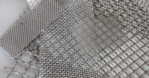 How do I identify my stainless steel woven mesh?